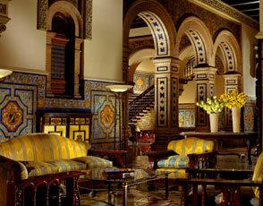 De hoteles por Sevilla; lujo y calma 1