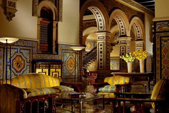 De hoteles por Sevilla; lujo y calma