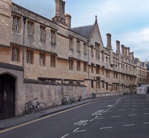Oxford, recorriendo una ciudad universitaria 2