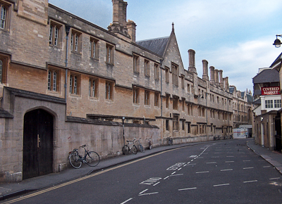 Oxford, recorriendo una ciudad universitaria