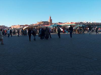 La experiencia marroquí: Marrakech
