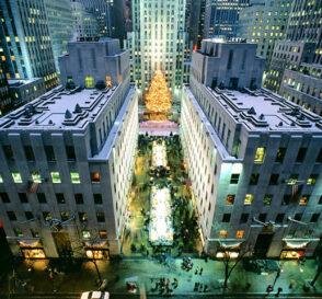 Navidad en Nueva York, un mundo de luces. 1