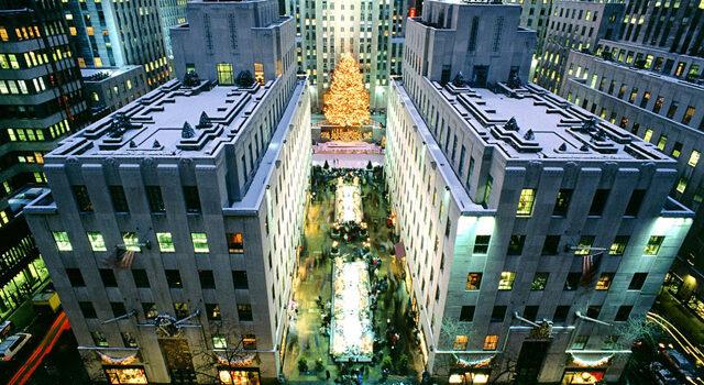 Navidad en Nueva York, un mundo de luces. 15