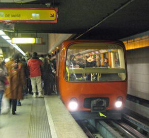 Transporte público en Lyon 2
