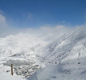 Esquí en Candanchú 2