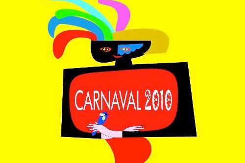 Cartel del Carnaval de Las Palmas 2010