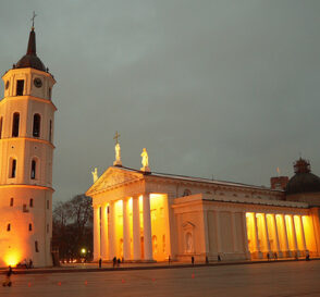 Vilnius, la reina del barroco en Lituania 2