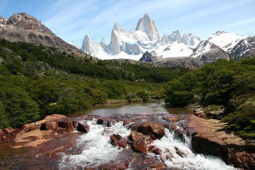El Chaltén, trekking en la Patagonia 5