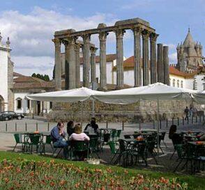 Évora, Patrimonio de la Humanidad en Portugal 2