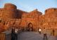 La Fortaleza Roja de Agra en la India 6