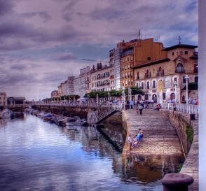 Gijón, Asturias con Sal 3
