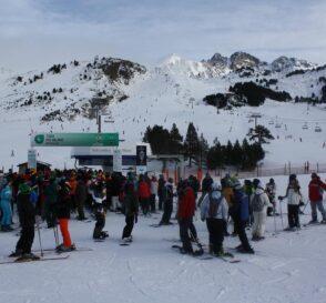 Grandvalira, el templo del esquí en Andorra 2