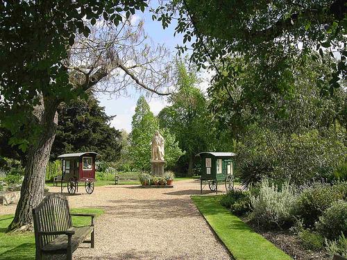 Visita los Jardines Privados de Londres