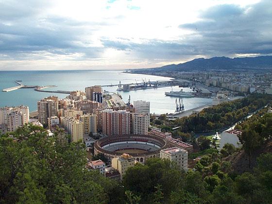 Málaga, un regalo de la Costa del Sol