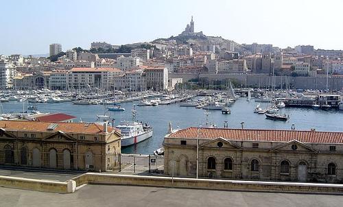 Marsella, ciudad de fuertes (I) 4