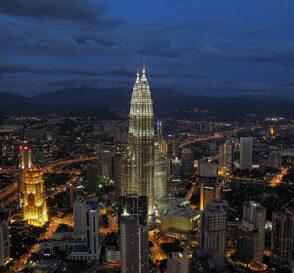 Rascacielos en Kuala Lumpur 3