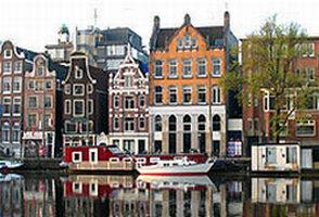 De vuelo a Ámsterdam 1