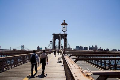 De paseo por Brooklyn, en la Gran Manzana