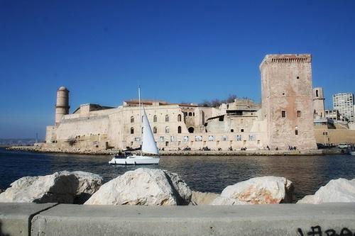 Los fuertes de Marsella (II): El fuerte de San Nicolás