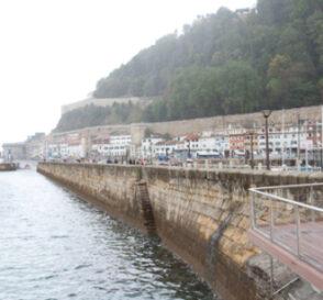 Las playas y esculturas de San Sebastián 1