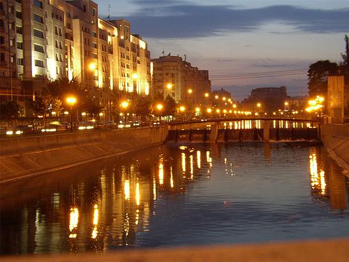 Bucarest, la pequeña París en Rumania 1