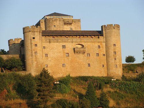 Castillo de los Condes de Benavente en La Puebla de Sanabria 1