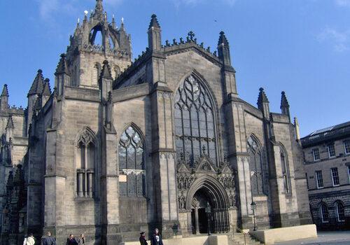 La Catedral de Saint Giles en Edimburgo 15