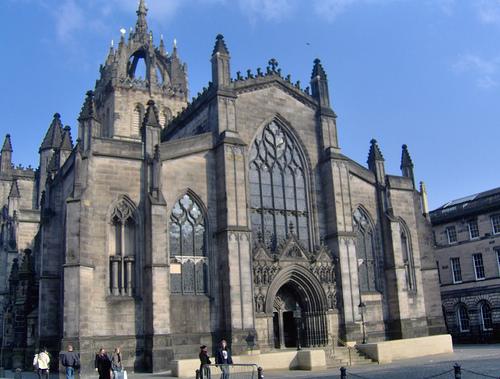 Catedral de Saint Giles en Edimburgo