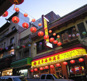 El Barrio de Chinatown en San Francisco 2