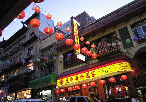 El Barrio de Chinatown en San Francisco 16