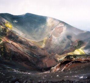 El volcán Etna en Sicilia 2