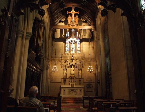 Iglesia de la Trinidad en Nueva York