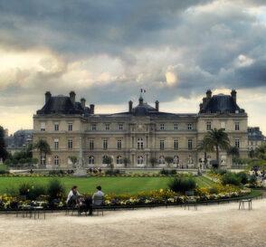 El Jardín de Luxemburgo en París 2