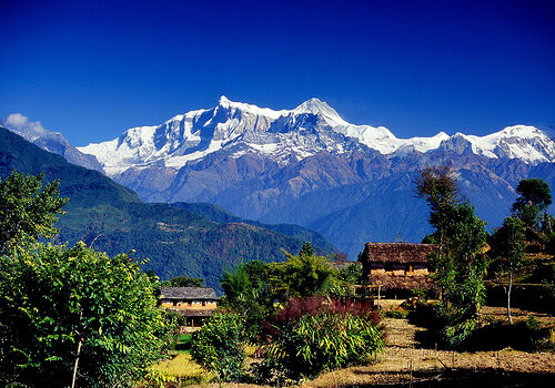 Qué ver en Nepal 1