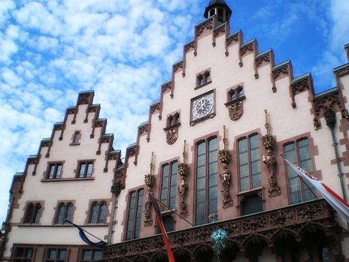 Frankfurt, viaje de fin de semana 1