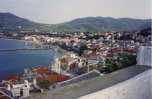 La Isla de Skopelos en Grecia 12