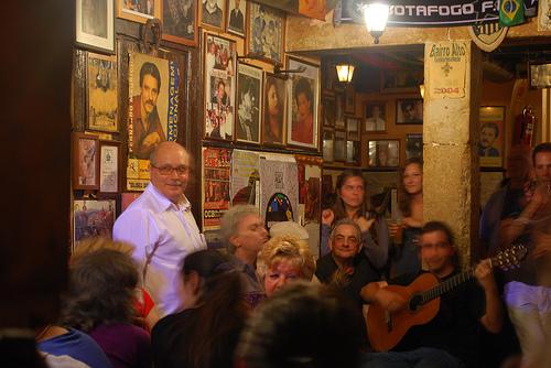 Lisboa, dónde escuchar fado