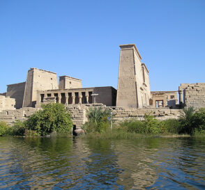 El Templo de Isis en Egipto 3
