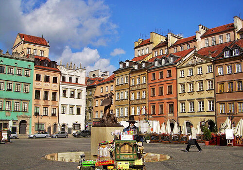 Visita Varsovia, capital de Polonia 4