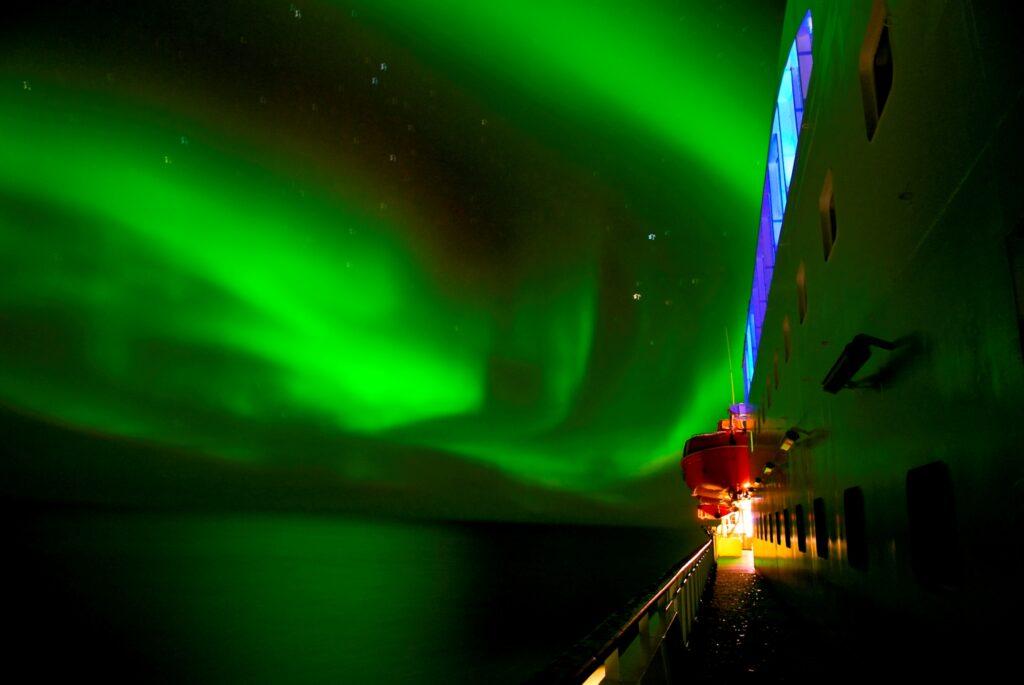 Noruega, buscando la aurora boreal 1