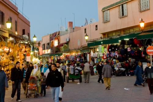 Marrakech, el lugar ideal para ir de compras 19