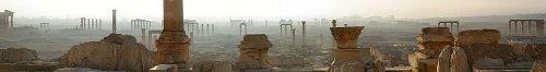 Palmira, vestigios de antiguas civilizaciones 1