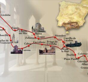 Ruta del califato de Granada a Córdoba 2