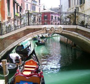 Una ciudad extra romántica: Venecia 2