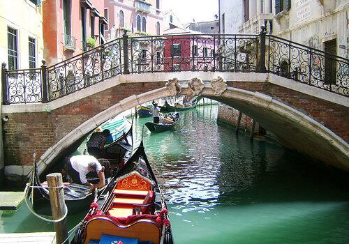 Una ciudad extra romántica: Venecia 17