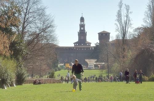 Parques de Milán 11
