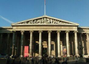El British Museum en Londres 2