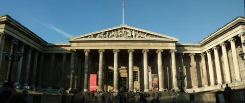 El British Museum en Londres 1