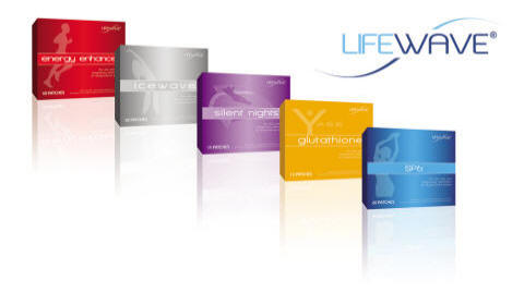 Parches Lifewave, energía para tus viajes