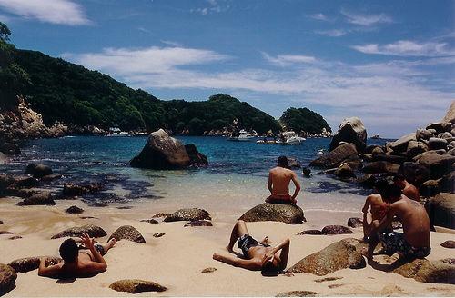 Bucear en Acapulco